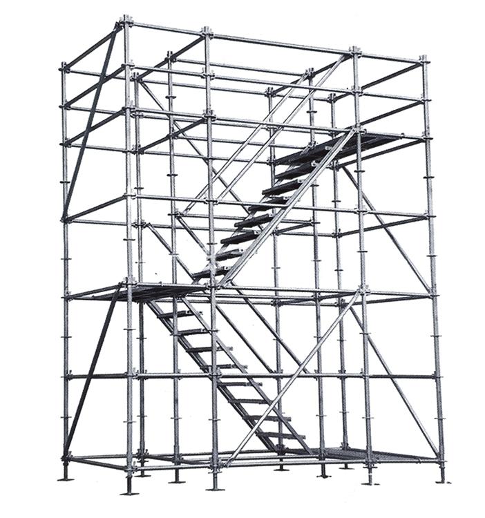 分体式爬梯